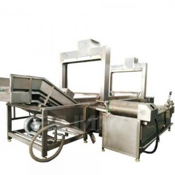 Tunnel Microwave Frozen Food Thawing Machine for Shrimp #2 image