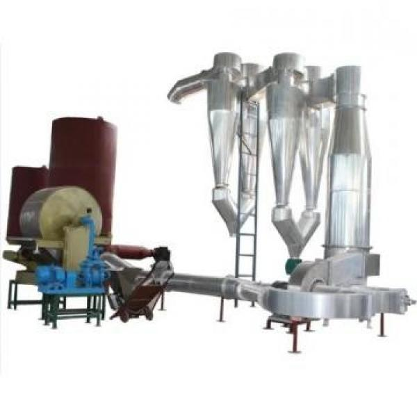 Automatic Modified Cassava Potato Tapioca Corn Starch Extruder Making Machine #1 image