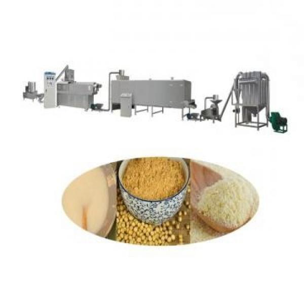 Rotary Circular Fine Tapioca Starch Powder Vibration Screen Sieving Machine #1 image