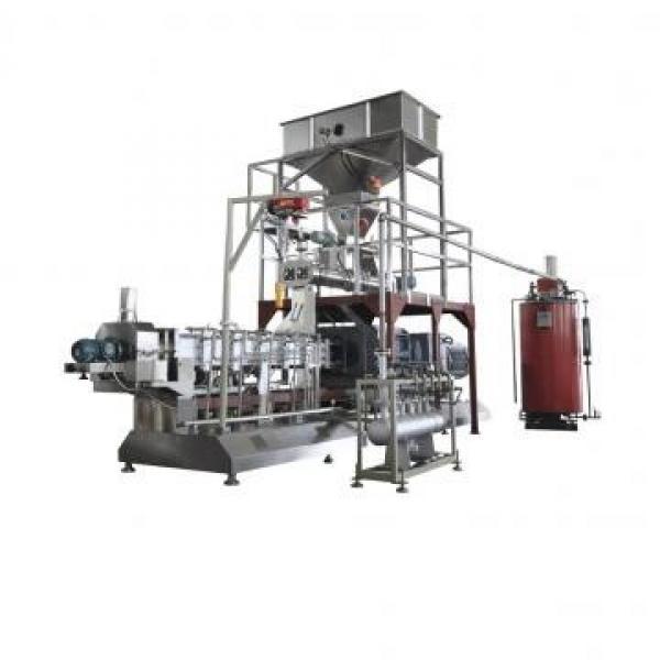 Dog Treats Pet Food Production Line Extruder Making Machine #3 image