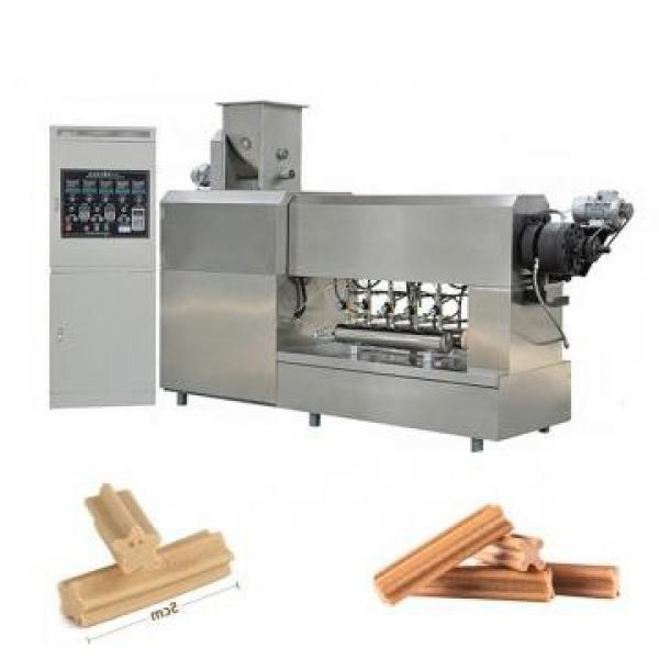 Low Price Feed Mill Production Line Dog Pet Food Treats Processing Making Machine Small #2 image