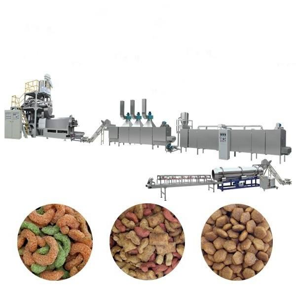 Automatic Food Packing and Feeding Line Packaging Machine for Caramel Treats, Egg Rolls, Wafer, Chocolate, Pastry #3 image