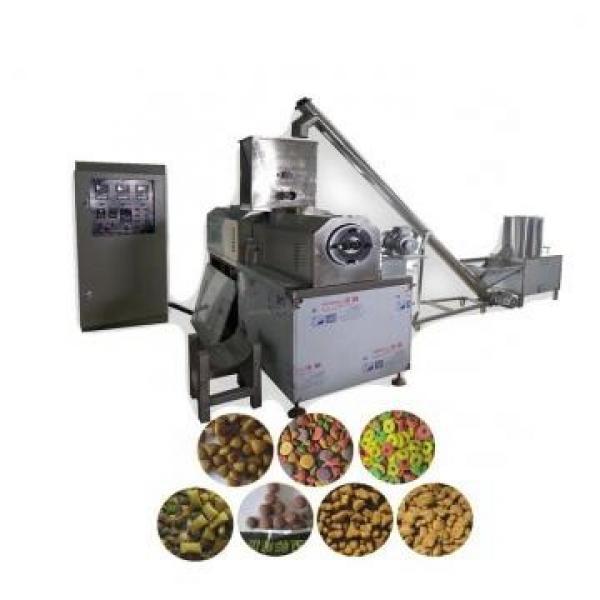 Dog Treats Pet Food Production Line Extruder Making Machine #1 image