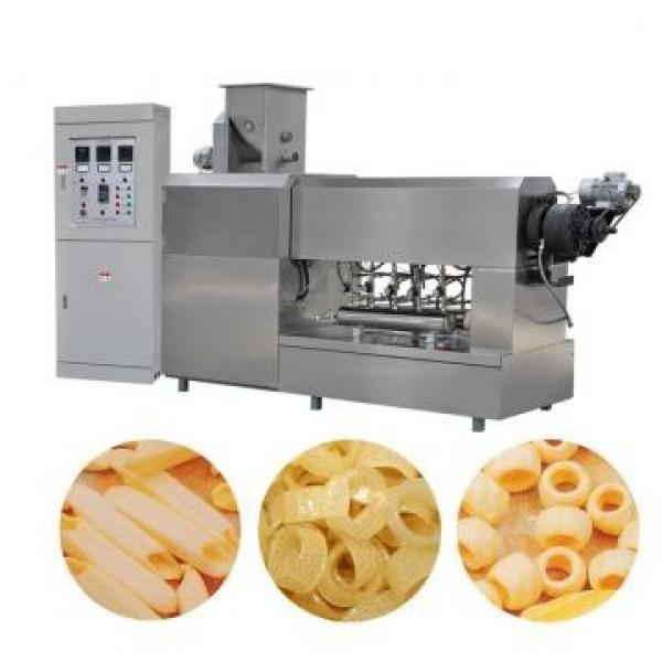 Corn Chips Snack Maize Snack Food Puffing Extruder Cereals Making Production Machine #1 image