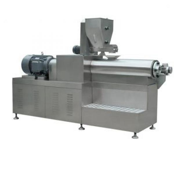Breakfast Cereal Corn Puff Snack Extruder Cereal Puffing Machine #1 image