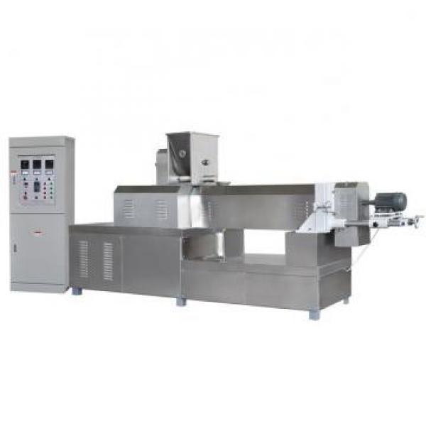 Corn Rice Puffing Machine Multifunction Cereal Bulking Machine Puffed Snack Food Extruder Making Machine #1 image