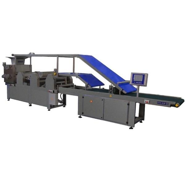 Automatic Small Pizza Cheese Bread Production Line Machine (ZMZ-16D) #2 image