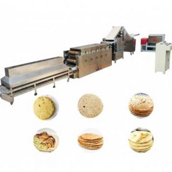 Easy-Operation and Stainless Steel Full-Automatic Biscuit Production Line for Small Business with Ce #2 image