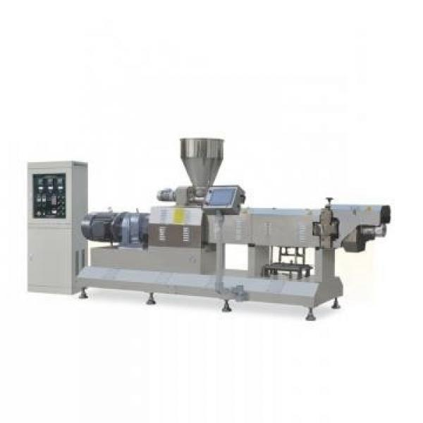 Automatic Vacuum Molding PS Foam Disposable Pizza Box Hamburger Cartons Take Away Food Container Production Line #2 image