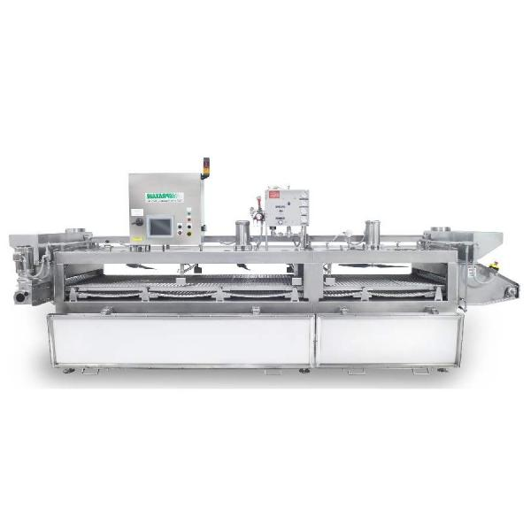 Automatic Vacuum Molding PS Foam Disposable Pizza Box Hamburger Cartons Take Away Food Container Production Line #3 image