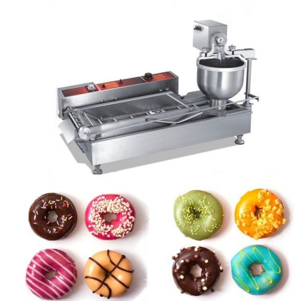 Automatic Rice Corn Sticks Coco Pops Fruit Loops Rings Chips Cheese Balls Puff Snacks Extrusion Food Making Machine #2 image