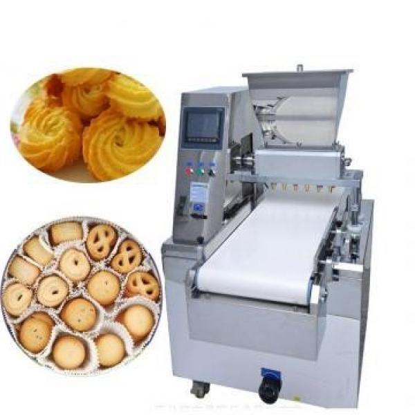 100kg Automatic Snack Potato Chips Processing Plant Potato Chips Making Machine #1 image