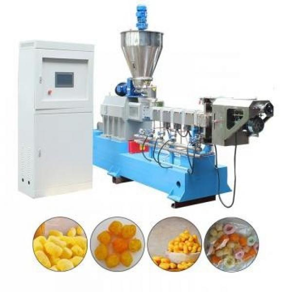 Commercial Industrial Automatic Puffing Food Puff Snacks Popping Making Machine #1 image