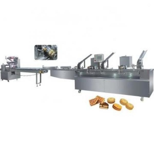 Automatic Commercial Four Heads Snack Food Pizza Cone Making Machine #2 image