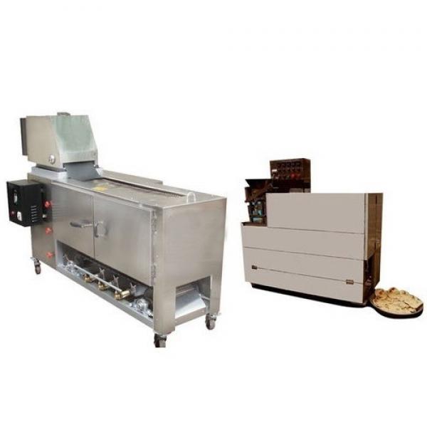 100kg Automatic Snack Potato Chips Processing Plant Potato Chips Making Machine #2 image