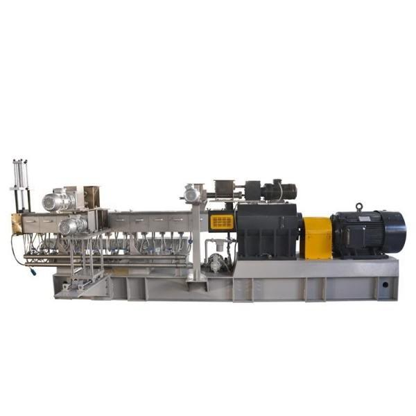 Full Automatic Pets Food Making Machine Extruder Equipment for Dog Cat Feed Bulking Production Line #1 image