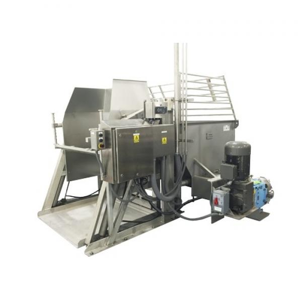 Full Automatic Pets Food Making Machine Extruder Equipment for Dog Cat Feed Bulking Production Line #3 image