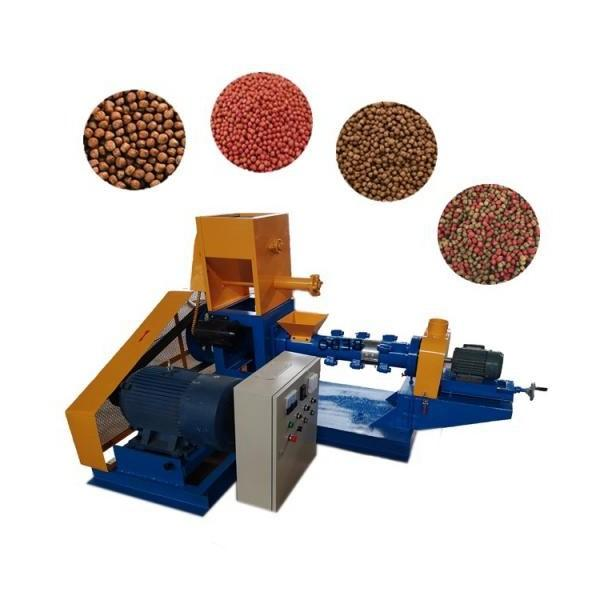 Automatic Industrial Dry Dog Food Machine Pet Food Making Machine Dog Treat Extruder Animal Feed Extruder Equipment for Dog Food Extrusion Machine Price #3 image