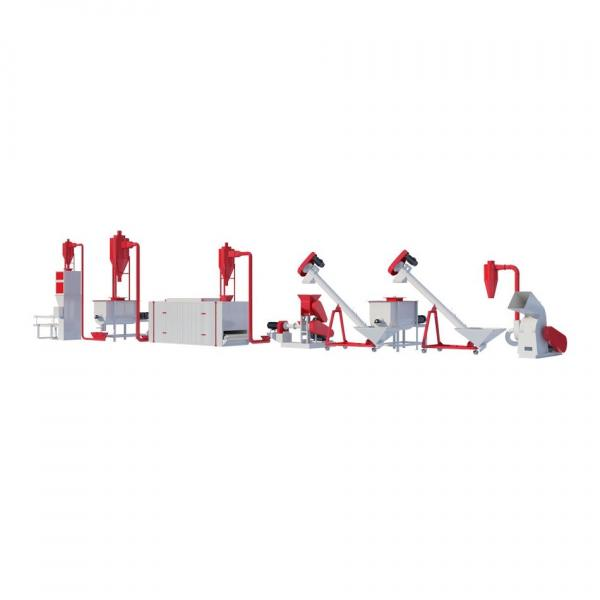 Small Pellet Size Extruding Floating Fish Feed Production Line #3 image