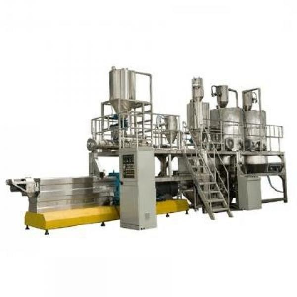 Poultry Feed Pellets Production Line Floating Fish Feed Line #2 image