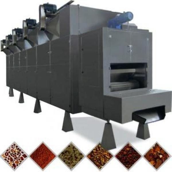 Extrution Food Floating Fish Feed Production Line #1 image
