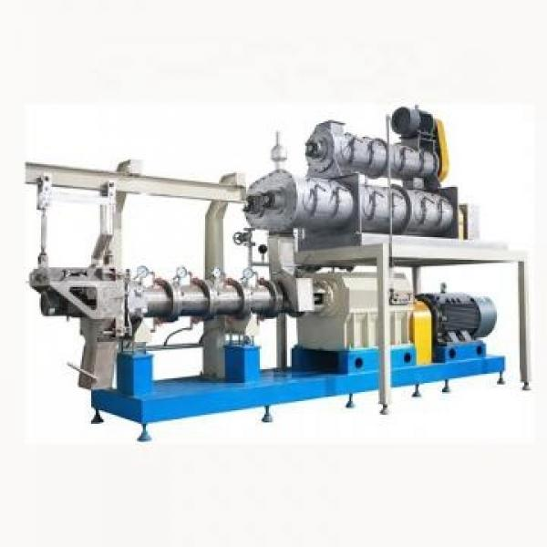 Small Pellet Size Extruding Floating Fish Feed Production Line #1 image