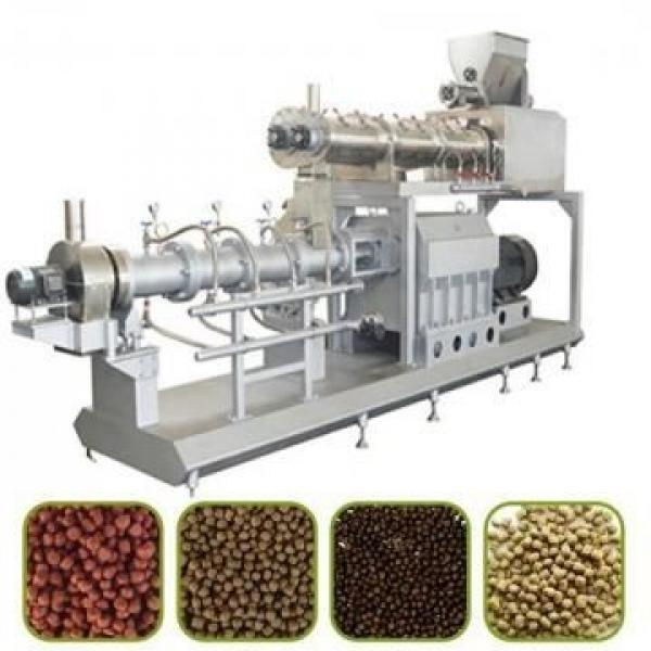Floating Fish Feed Pellet Making Machine Aquatic Fish Food Production Line Feed Extruder #2 image