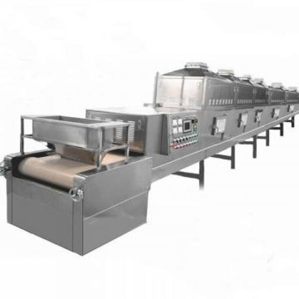 Microwave Drying Sterilization Machine for Perilla Herbs #3 image