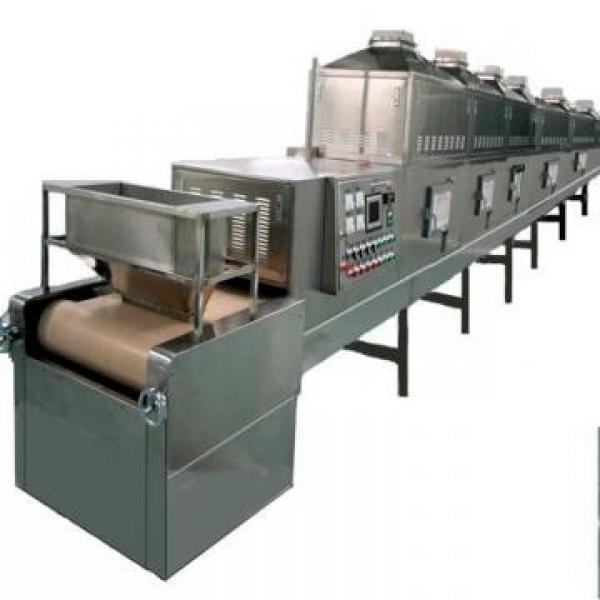 Industrial Tunnel Type Microwave Oven Osmanthus Dryer Machine #2 image