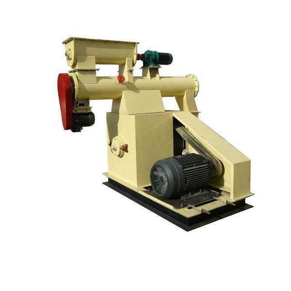 Fish Pig Feed Pellet Extruder Dry Type Animal Feed Pellet Making Machine #1 image