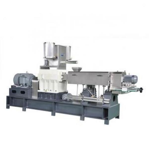 100-150kg/H Dry Dog Food Making Machine/Animals Feed Pellet #2 image