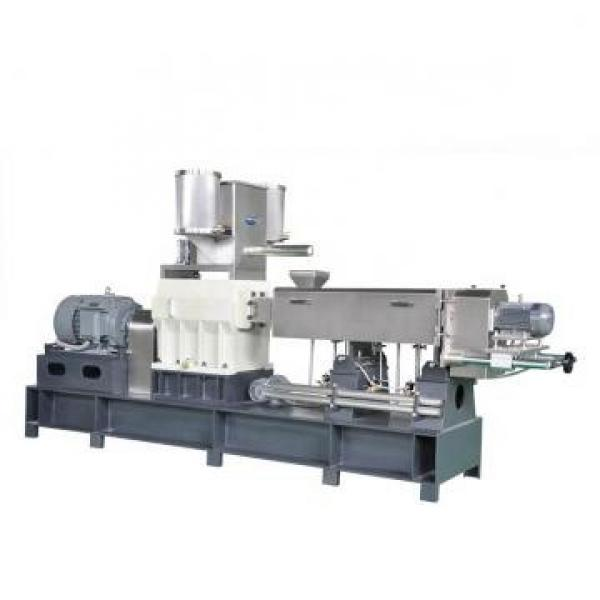 Dry Pet Food Processing Machine Dog Food Cat Food Production Machinery #3 image