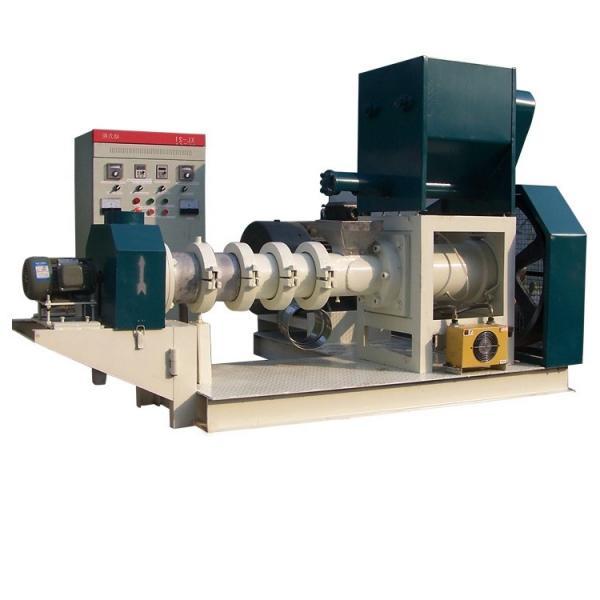 Dry Floating Sinking Animal Pet Fish Dog Cat Feed Food Pellet Processing Making Machine #2 image