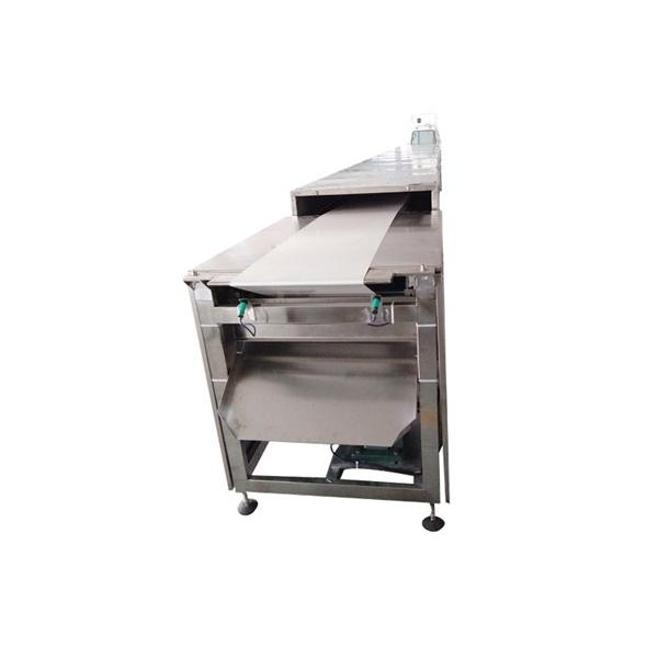 Protein Energy Chocolate Bar Extruding and Cutting Making Machine #2 image