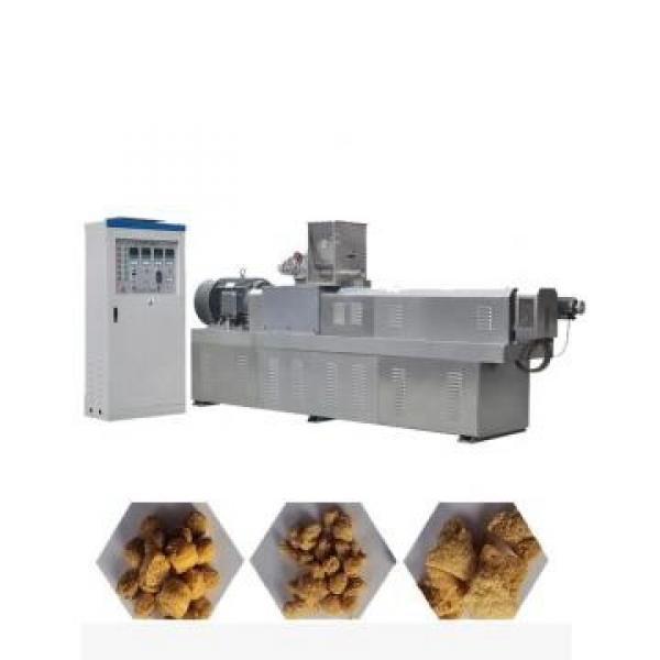 Textured Soya Protein Making Machine Nutritious Textured Soya Protein Making Machine #2 image