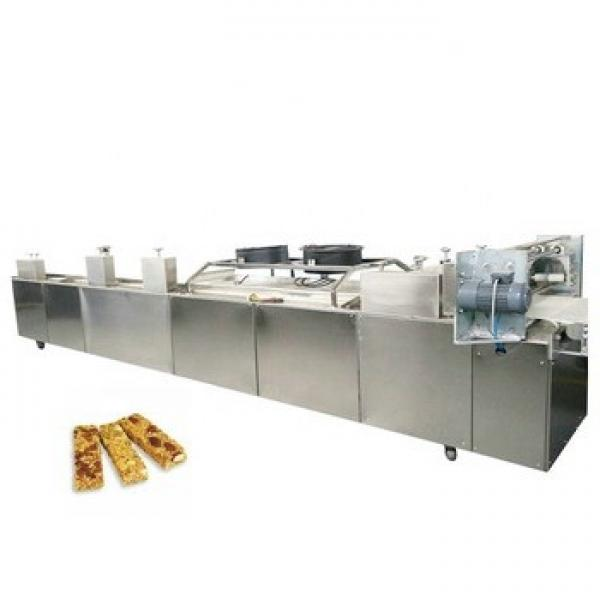 Industrial Automatic Peanut Chikki Candy Maker Cereal Bar Making Machine #3 image